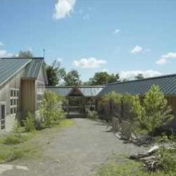 Stratton Brook Hut Tour