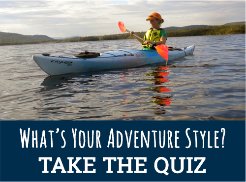What's Your Adventure Style? Take the Quiz